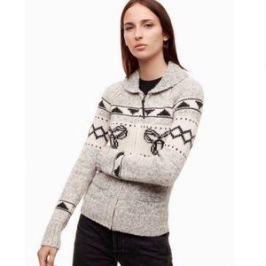 TNA Sea to Sky Sweater